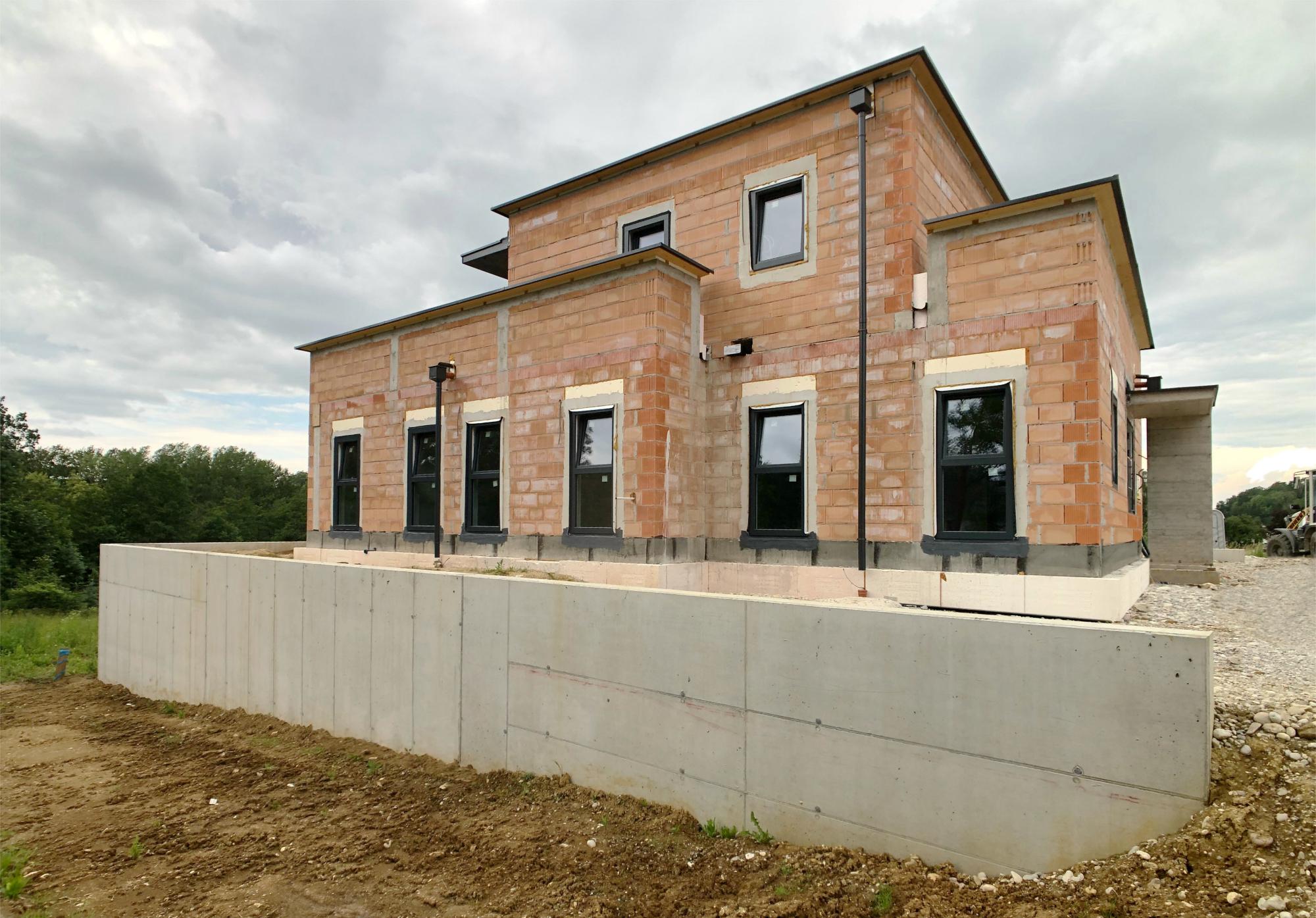 Expertbau Einfamilienhaus Steinhaus bei Wels 01